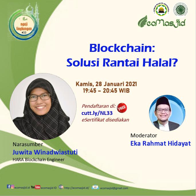 Blockchain: Solusi Rantai Halal?